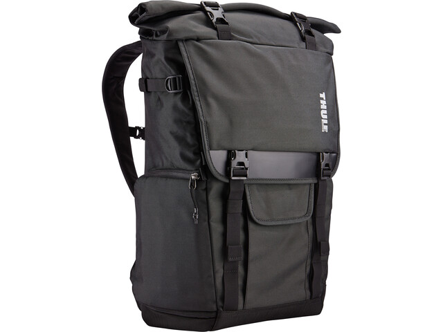 Thule Covert DSLR Rolltop Backpack, black